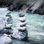 Steine im Weg