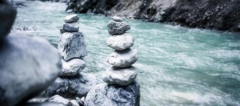Steine im Weg?