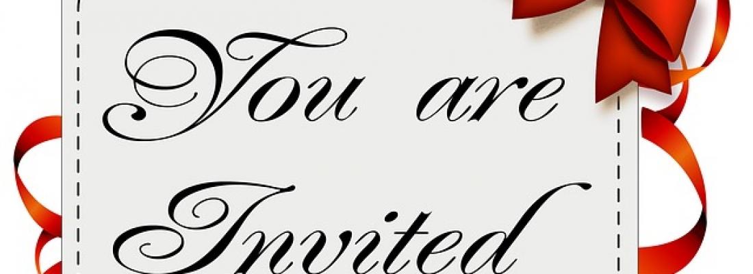 Einladung zum Casting